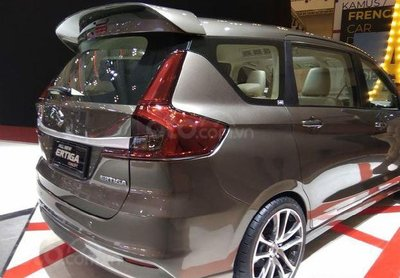 [GIIAS 2019 Jakarta] Suzuki Ertiga Concept ấn tượng