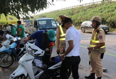 Những chốt giao thông tại Hà Nội dễ bị phạt những lỗi cơ bản tài xế cần chú ý 1a