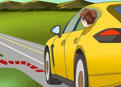 Trường hợp khẩn cấp cần nhảy ra khỏi xe ô tô như nào cho an toàn? 4a