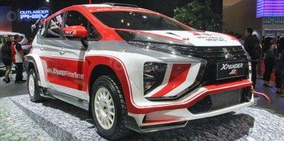 [GIIAS 2019] Mitsubishi Xpander AP4 phong cách xe đua trình làng