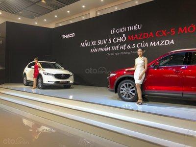 Mazda CX-5 2019 được tinh chỉnh lại hệ thống treo và nâng cấp hệ thống GVC Plus.