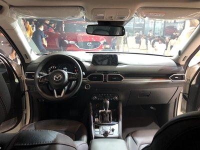 Khoang nội thất Mazda CX-5 2020 thế hệ mới tại Việt Nam..