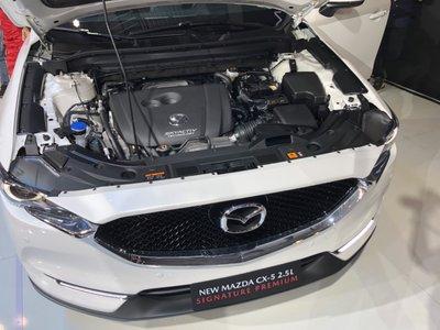 Động cơ xe Mazda CX-5 mới ..
