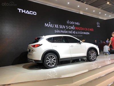 Thông số kỹ thuật xe Mazda CX-5 2019 vừa ra mắt Việt Nam a3