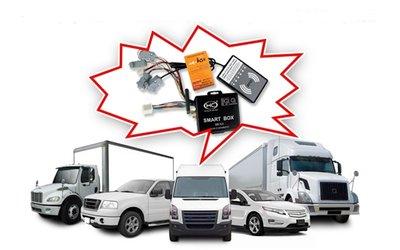 Xe kinh doanh vận tải hàng hóa bắt buộc phải lắp đặt hộp đen.