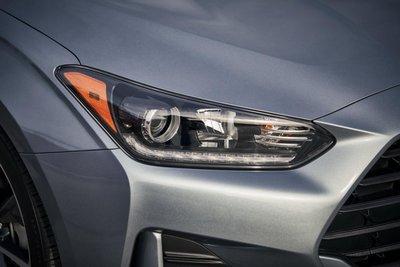 Hyundai Veloster 2020 đèn trước