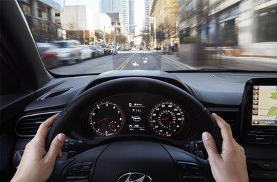 Hyundai Veloster 2020 đồng hồ lái