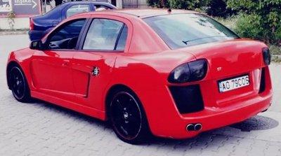 """""""Xe cỏ"""" trở nên sang chảnh khi độ phong cách Audi R8 a4"""