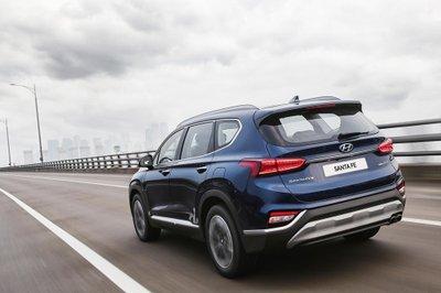 Hyundai Santa Fe 2020 thừa hưởng những tính năng gì từ Palisade? a2