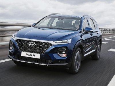 Hyundai Santa Fe 2020 thừa hưởng những tính năng gì từ Palisade? a1