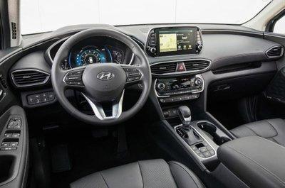 Hyundai Santa Fe 2020 thừa hưởng những tính năng gì từ Palisade? a7