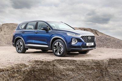 Hyundai Santa Fe 2020 thừa hưởng những tính năng gì từ Palisade? a3