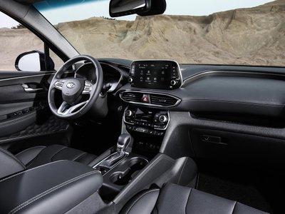 Hyundai Santa Fe 2020 thừa hưởng những tính năng gì từ Palisade? a5