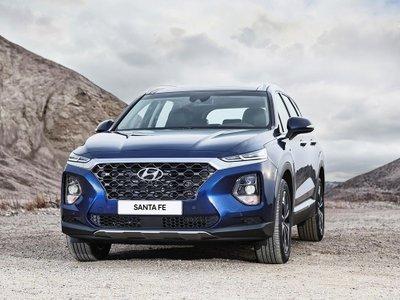 Hyundai Santa Fe 2020 thừa hưởng những tính năng gì từ Palisade? a8
