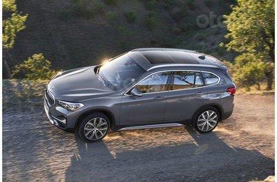 BMW X1 2020 nâng cấp mới bản cao cấp mới lái đã tay