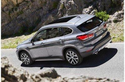 BMW X1 2020 nâng cấp mới đa dạng trang bị