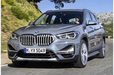 BMW X1 2020 nâng cấp mới có gì?
