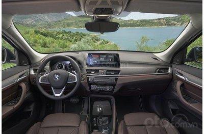BMW X1 2020 nâng cấp mới tối tân