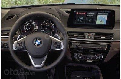 BMW X1 2020 nâng cấp mới cũng chỉ có 1 lựa chọn biến thể động cơ
