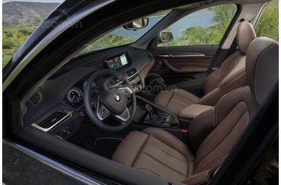 BMW X1 2020 nâng cấp mới với nội thất tuyệt đỉnh