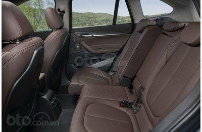 BMW X1 2020 nâng cấp mới với ghế ngồi thoải mái