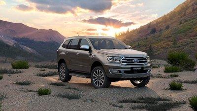 Ford Everest có mức giảm mạnh từ 39-87 triệu đồng tùy phiên bản