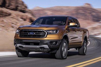 Vua bán tải Ford Ranger đang áp dụng mức giảm giá từ 20-63 triệu đồng.