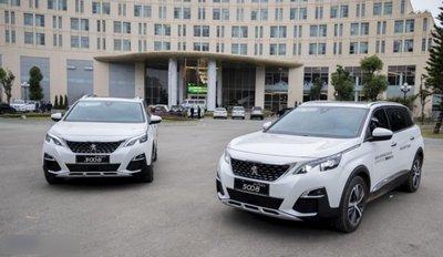 Khách hàng mua Peugeot 3008 và 5008 trong tháng 8/2019 đều có quà a2