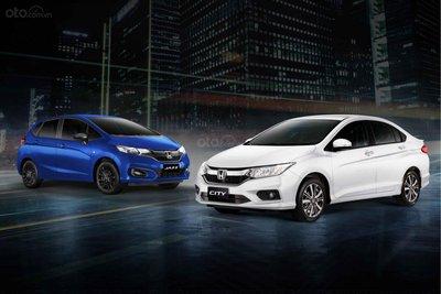 Honda City Sport và Jazz Sport ra mắt Philippines với giá rẻ nhất 408 triệu đồng