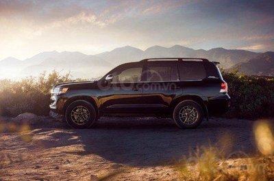 Toyota Land Cruiser Heritage Edition 2020 nhân sự kiện kỷ niệm đặc biệt
