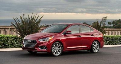 """Hyundai Accent thì áp dụng mức giảm giá """"khiêm tốn"""" từ 2-3 triệu đồng"""