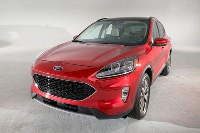 Ford Escape tái xuất thị trường Việt, đối đầu Mazda CX-5 và Honda CR-V a2