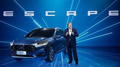 Ford Escape tái xuất thị trường Việt, đối đầu Mazda CX-5 và Honda CR-V a1