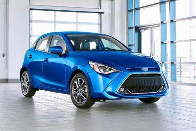 Toyota Yaris 2020 áp dụng chính sách giá hấp dẫn a1