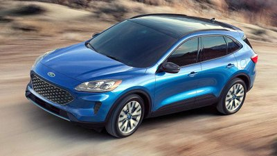 Ford Escape 2020 rò rỉ giá đặt cọc tại đại lý, dự kiến từ 900 triệu đồng 1