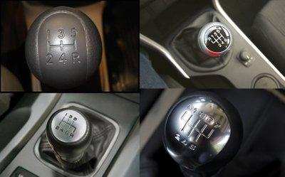 Ký hiệu trên cần số xe ô tô số sàn