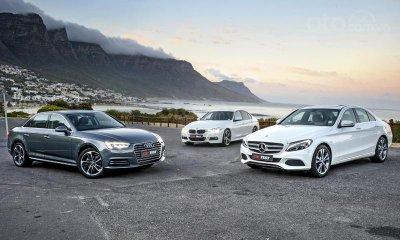 BMW, Mercedes-Benz, Audi