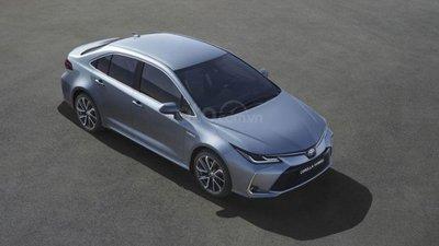 Tháng 8/2019, Toyota Corolla Altis còn được khuyến mại gì? a3