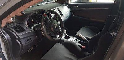 Bắt gặp chiếc Mitsubishi Lancer Ralliart Sportback 2011 duy nhất tại Việt Nam a8