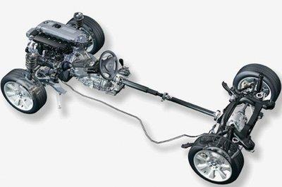 Khóa vi sai giúp các bánh xe quay với tốc độ khác nhau để xe có thể di chuyển cân bằng và ổn định.