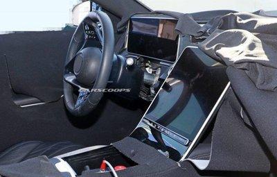 Mercedes-Benz S-Class 2020 lộ ảnh chạy thử, nhiều chi tiết mới a2