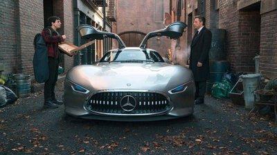 """Những mẫu xe ô tô trở thành """"người tình"""" màn bạc của các siêu anh hùng a2"""