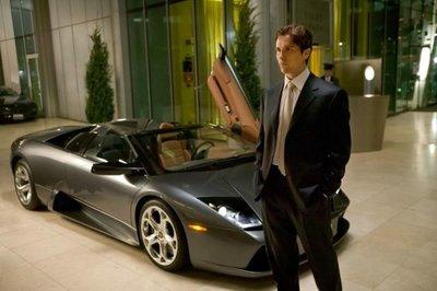 """Những mẫu xe ô tô trở thành """"người tình"""" màn bạc của các siêu anh hùng a5"""