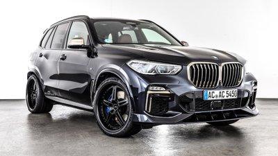 BMW bổ sung gói độ AC Schnitzer cho hai phiên bản của SUV BMW X5