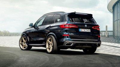 BMW X5 mạnh mẽ hơn với gói độ AC Schnitzer