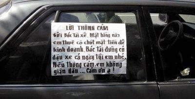 Đỗ xe trước cửa nhà: Cư xử với nhau ra sao để thể hiện văn hóa? a6
