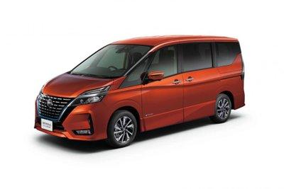 Nissan Serena 2019 nâng cấp ra mắt thị trường Nhật, đấu Honda Odyssey a1