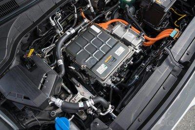 động cơ xe điện.