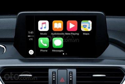 Mazda MX5-RF 2019 tích hợp công nghệ tân tiến