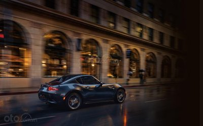 Mazda MX5-RF 2019 thay đổi về sức mạnh